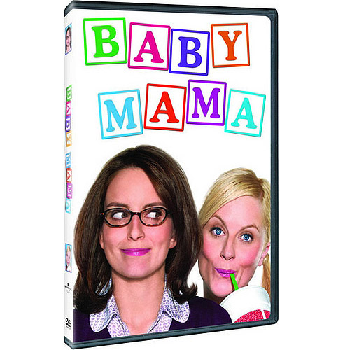 Baby Mama (DVD + Movie Cash) (Anamorphic Widescreen)