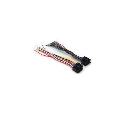 Metra 70-2104 Radio Wiring Harness for 06-Up GM Multi-Colored  sc 1 st  Walmart : kenwood wiring harness - yogabreezes.com