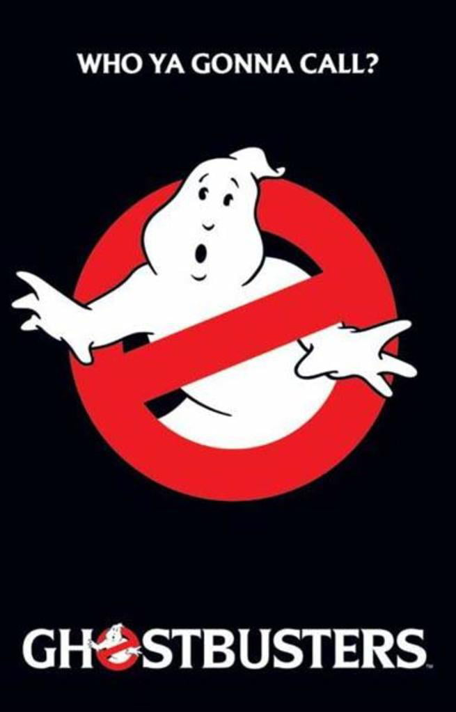 Ghostbusters Who Ya Gonna Call Supernatural Comedy Film Movie No Ghosts Poster 24x36 inch by postergods
