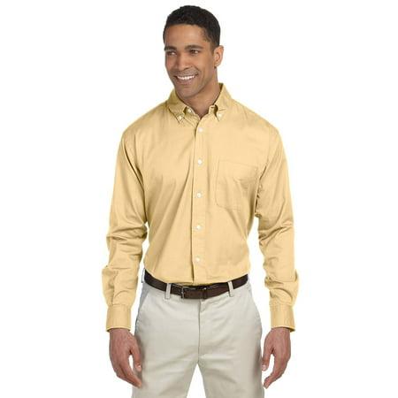 Chestnut Hill Button Up Shirt CH500 Men's 32 Singles L/S Twill