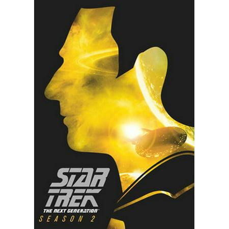 Star Trek The Next Generation: Season Two (DVD) - Star Trek Next Generation Uniform Colors