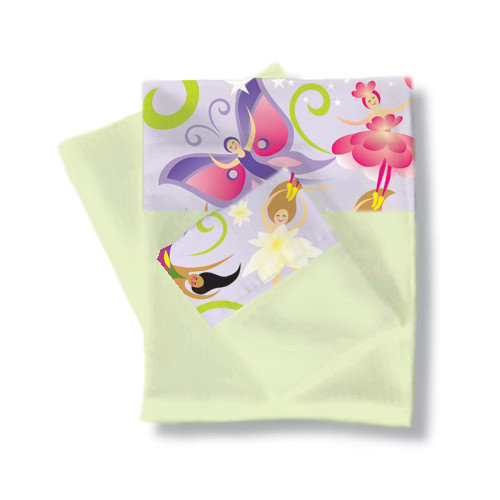 Room Magic Magic Garden Sheets / Pillowcase Set