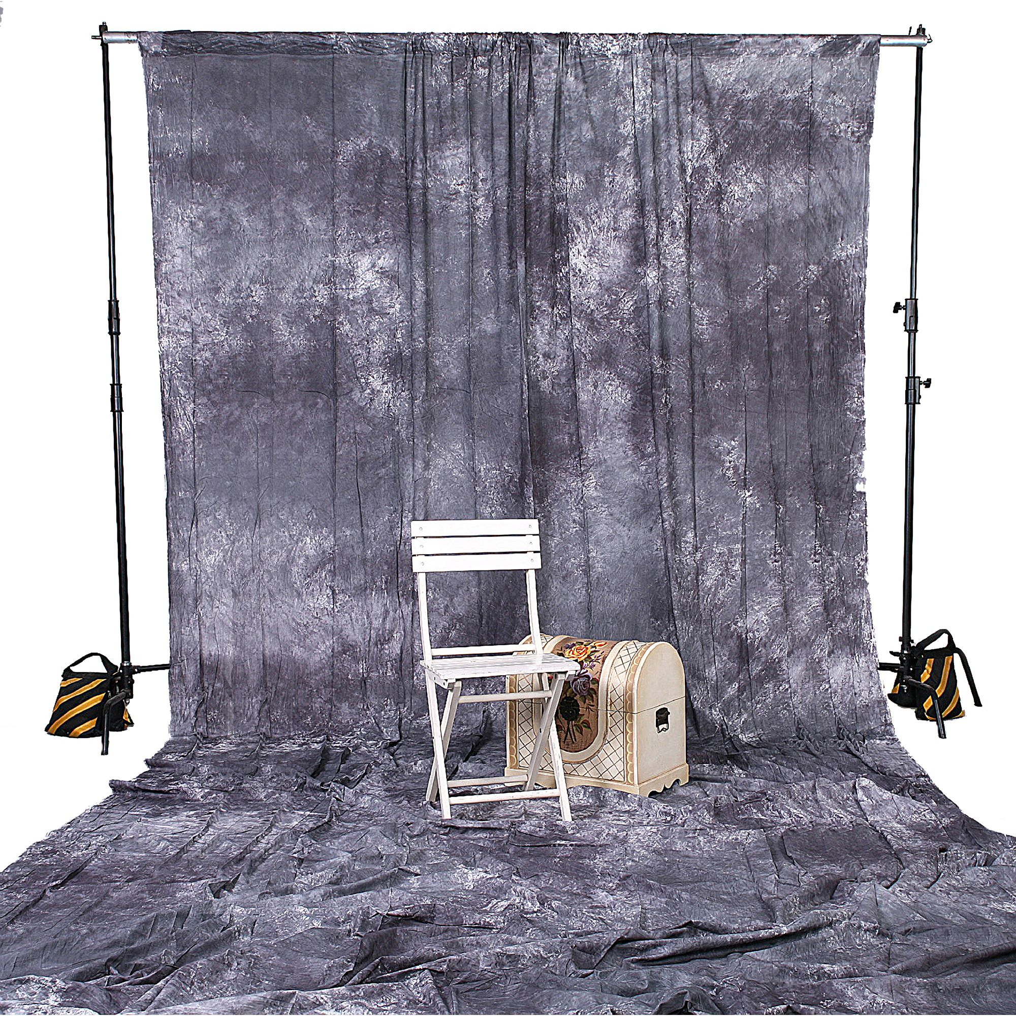Take Offer 10X20 Gray Backdrop Muslin Photo Background Photography Grey Studio Cloth Before Special Offer Ends