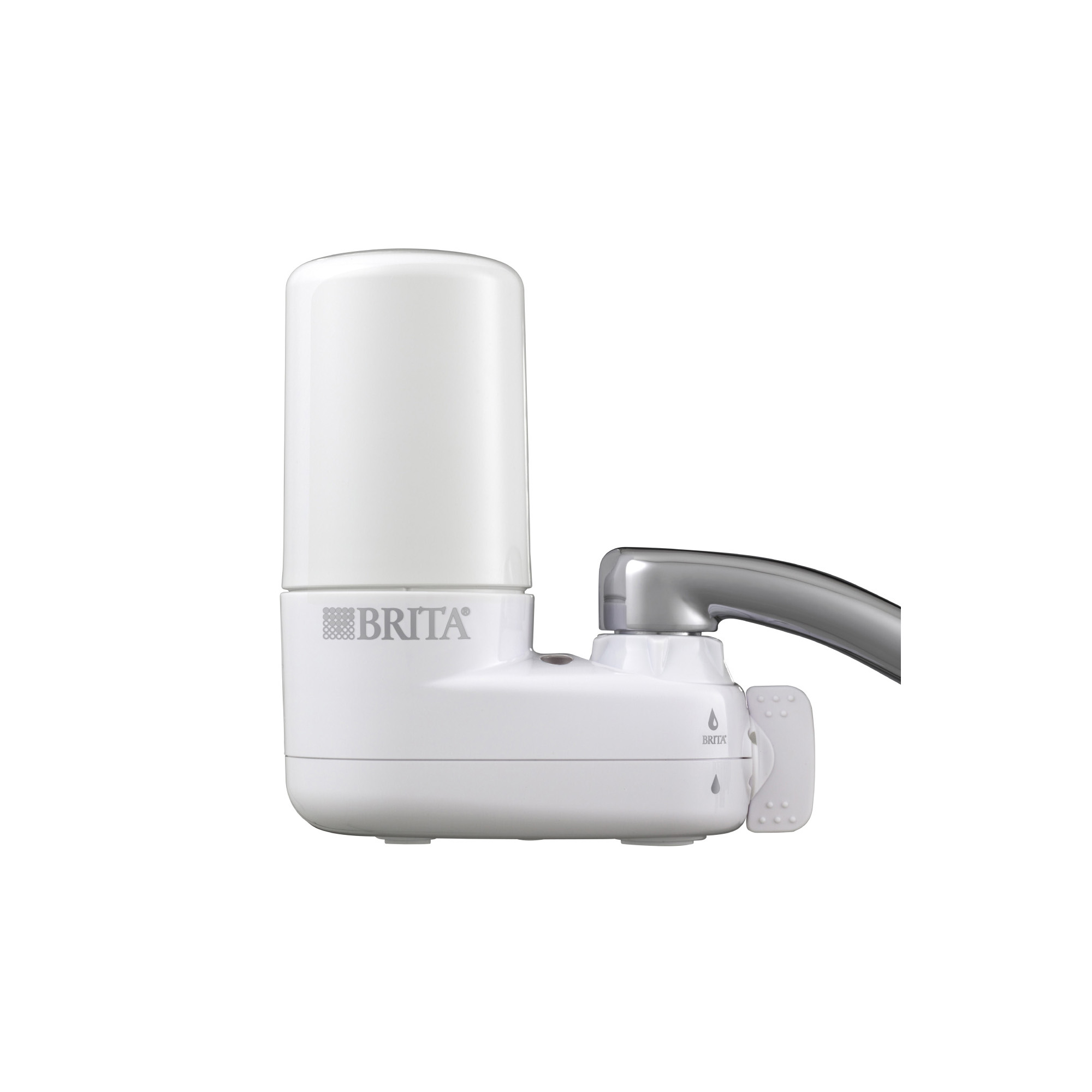 PUR Basic Faucet Water Filter Black, FM-2000B - Walmart.com