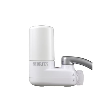 Brita Basic On Tap Faucet Water Filter System (Fits Standard ...