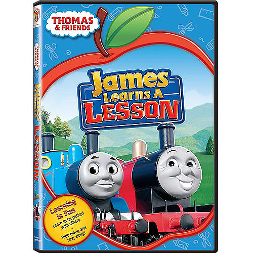 Thomas & Friends: James Learns A Lesson (Full Frame)