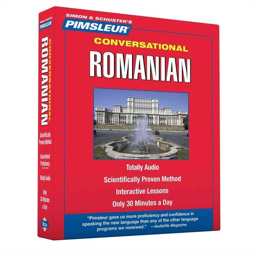 Conversational Romanian: Learn to Speak and Understand Romanian With Pimsleur Language Programs