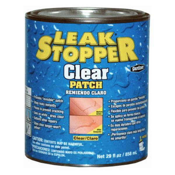 Rust Oleum Leakseal Flexible Rubber Coating 1 2 Pt Clear