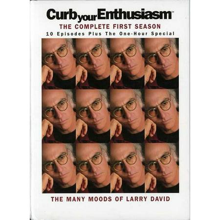 Larry David Curb Your Enthusiasm Season 1