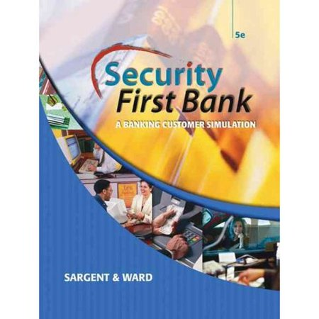 Security First Bank  A Banking Customer Simulation