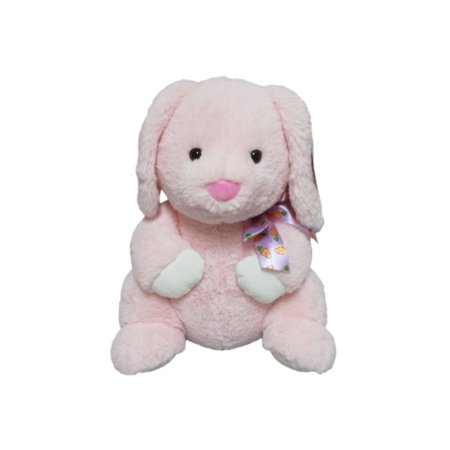 Way To Celebrate Easter Standing Pink Bunny