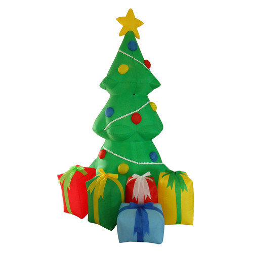 BZB Goods Christmas Inflatable Tree Decoration