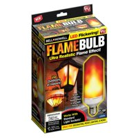 Bell + Howell Flickering Flame LED Bulb As Seen on TV! Indoor and Outdoor Use