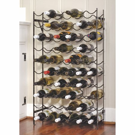 THE ALEXANDER WINE RACK - 60 Bottle