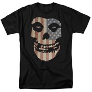 Misfits - Fiend Flag - Short Sleeve Shirt - XX-Large