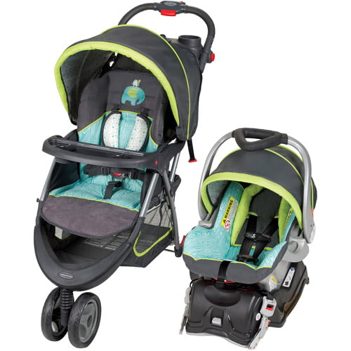 Baby Trend EZ Ride 5 Travel System, Woodland by Baby Trend