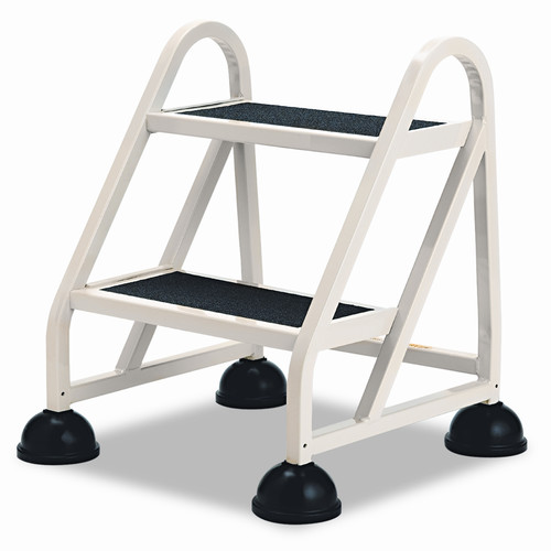 Cramer Industries, Inc. 2-Step Aluminum Step Stool with 300 lb. Load Capacity