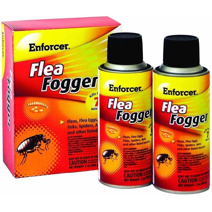 Enforcer 2pk Flea Fogger by Generic