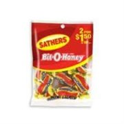 Sathers Bit O Honey 12 pack (2oz per pack) (Pack of 3)