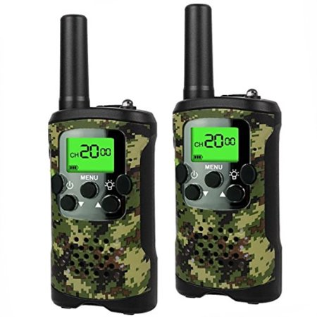 DIMY Toys For 3 12 Year Old Boys Girls Walkie Talkies Kids Long Range Birthday Presents Outdoor Outside Gifts
