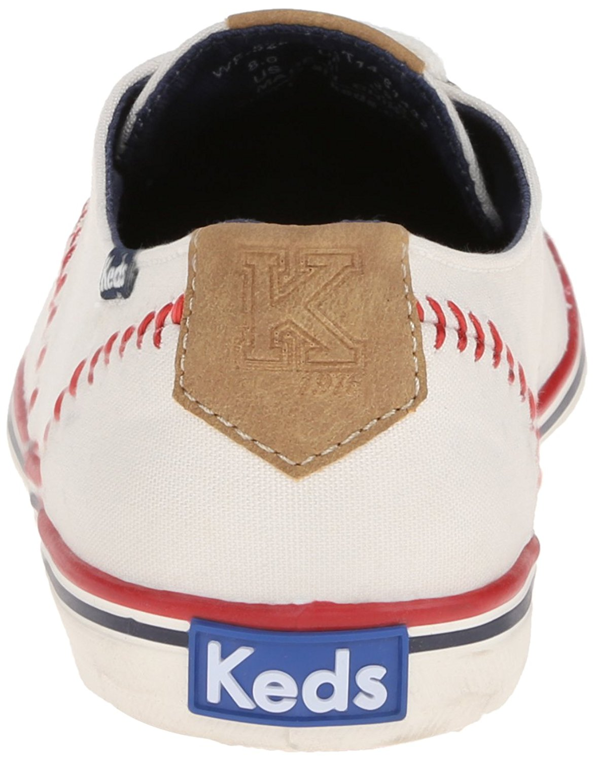 Keds - Keds Womens Champion Pennant Fabric Low Top Lace Up Fashion ... 9d931eb78