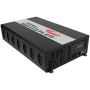 Whistler XP3000i Power Inverter: 3000 Watt Continuous / 6000 Watt Peak Power
