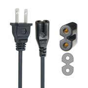 AC Power Cord Cable Plug Replaces for Denon AVR-2311 AVR 2311CI AVR-2307CI  Receiver - 1ft