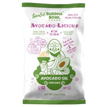 Popped Popcorn: LesserEvil Popcorn Avocado-Licious