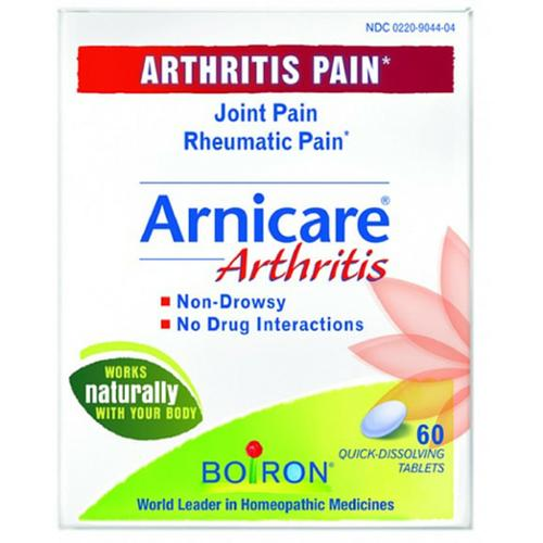 Boiron Arnicare Arthritis Tablets 60 Tablets (Pack of 3)