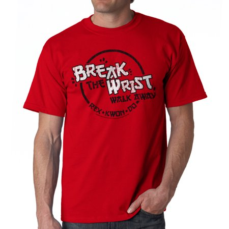 Napoleon Dynamite Break The Wrist Men's Red Funny T-shirt NEW Sizes S-2XL