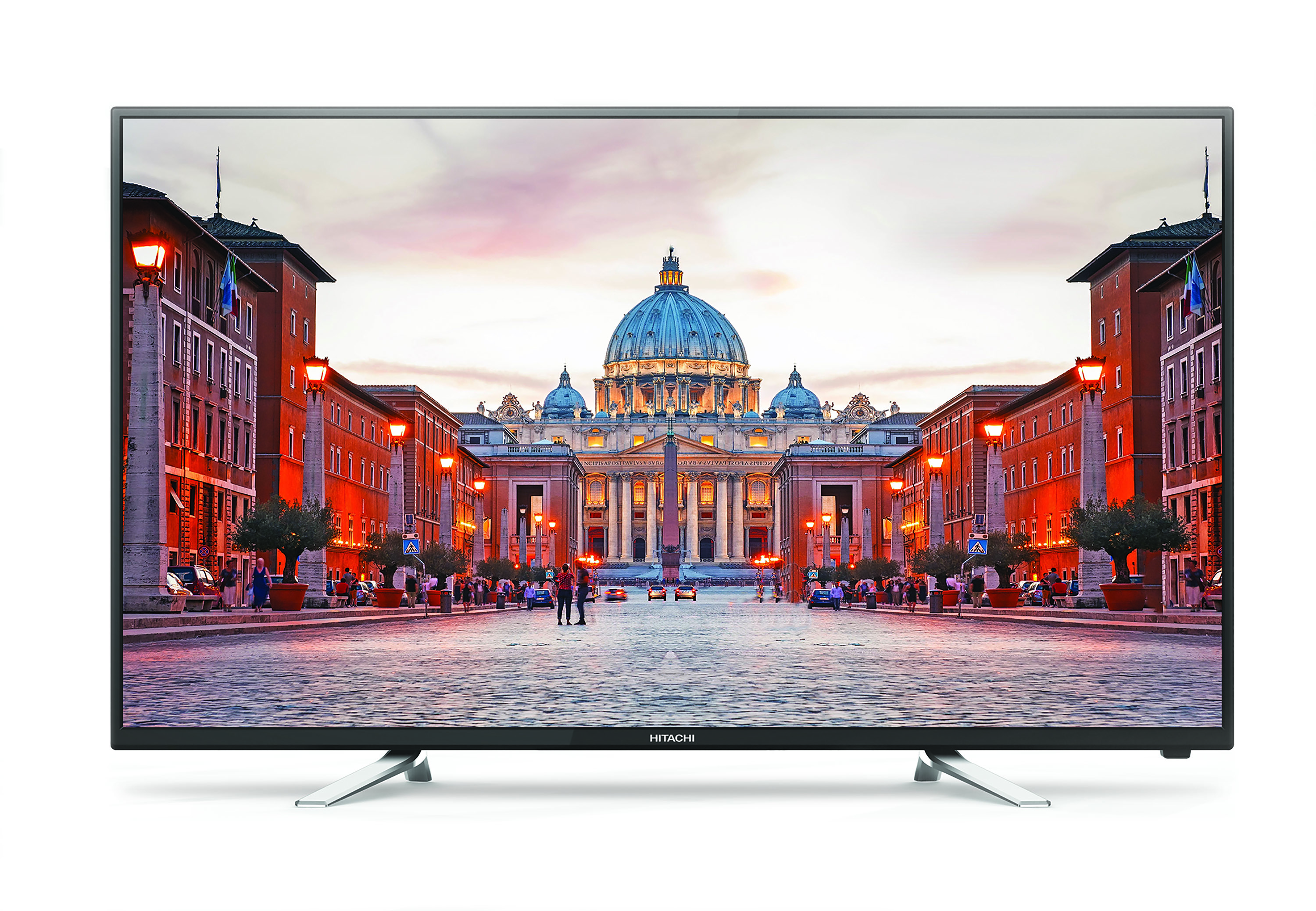 Hitachi 55C60 55-in Class 4K Ultra HD TV