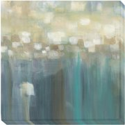 Artistic Home Gallery Aqua Light by Karen Lorena Parker Painting Print on Wrapped Canvas