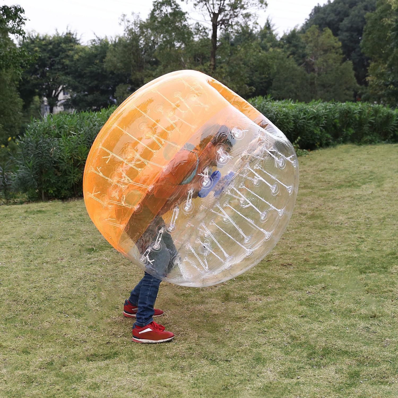 Ancheer Inflatable Bumper Bubble Balls Human Knocker Body Zorb Ball Bubble Football... by