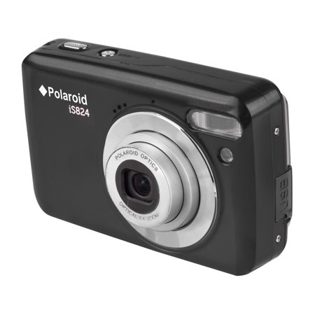 Polaroid 16MP 8X Optical Zoom Digital Camera with 2.4