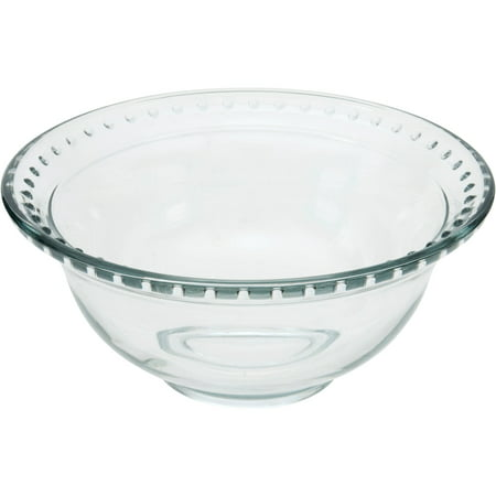 """Anchor Hocking Glass 6.5"""" Isabella Clear Bowls, 12 Piece"""