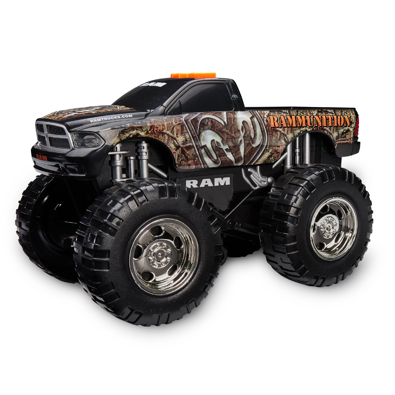 Adventure Wheels Wheel Standers Motorized Vehicle, Rammunition, Camo