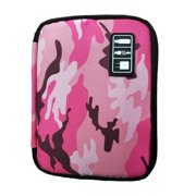 KABOER Electronic Accessories Travel Kit Nylon Cable Holder Bag USB Drive Storage NEW