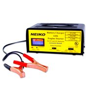 2 10 55 Amp Automatic Battery Charger Tools 12V & 6V 6 & 12 Volt