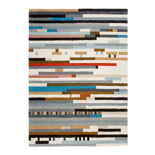 GAN RUGS Hand Tufted Lepark Abstract Area Rug