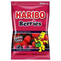 Gummy Candies: Haribo Berries