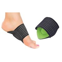 Cushioned Arch Supports for Plantar Fasciitis (2-Pack)
