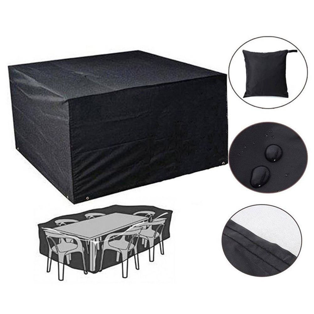 Extra Large BBQ Cover Heavy Duty Waterproof Barbecue Garden Grill Protector