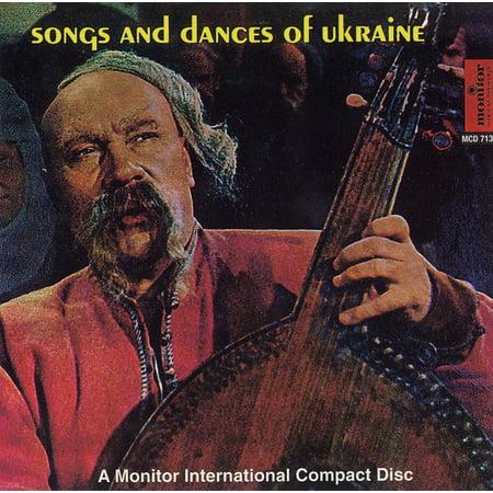 Songs and Dances of Ukraine