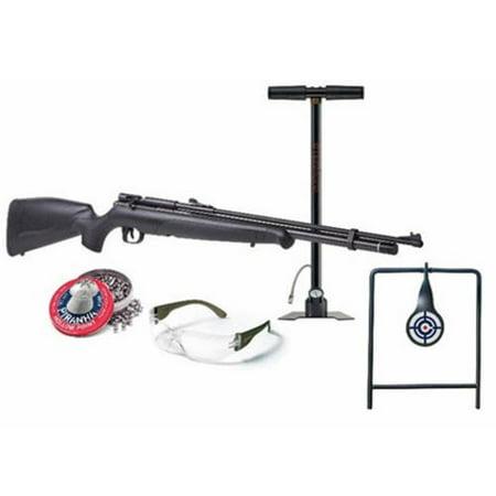 Benjamin Maximus  22 Caliber Pcp Powered Air Rifle Kit With Hand Pump