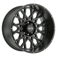 "Vision 412 Rocker 20x12 6x135 -51mm Satin Black Wheel Rim 20"" Inch"