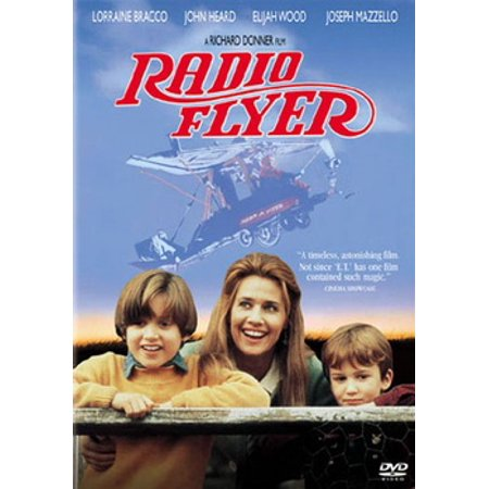 Radio Flyer (DVD)](Halloween Movie Night Flyer)