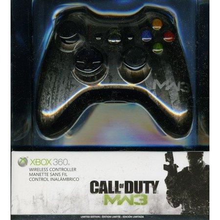 Xbox 360 Mod Warfare 3 Controller