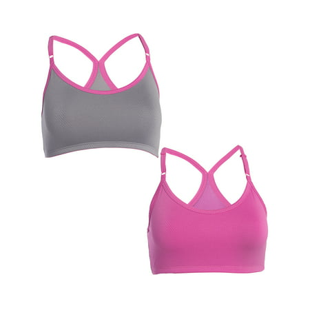 83b04fd060 Fruit of the Loom - Fruit Of The Loom (2 Pack) Womens Underwear Wirefree  Sports Bras For Women Workout Clothes For Women - Walmart.com