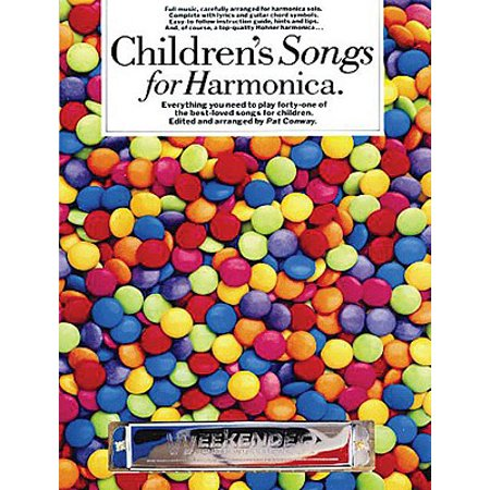Children's Songs for Harmonica](Children's Halloween Songs Preschool)