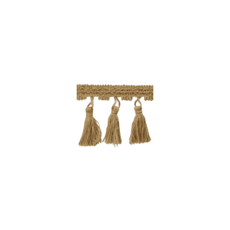 (Expo Int'l 15 yards of Natural Jute Tassel Trim by the yard)